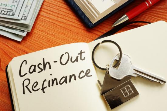 Cash-Out Refinance for Commercial Loans
