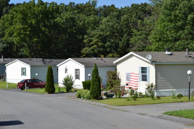 Mobile Home Park Eligibility Requirements